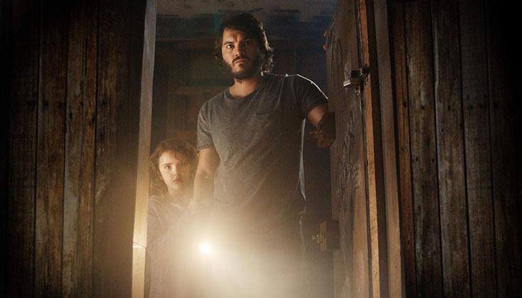 Freaks trailer for starring Emile Hirsch sci-fi thriller film