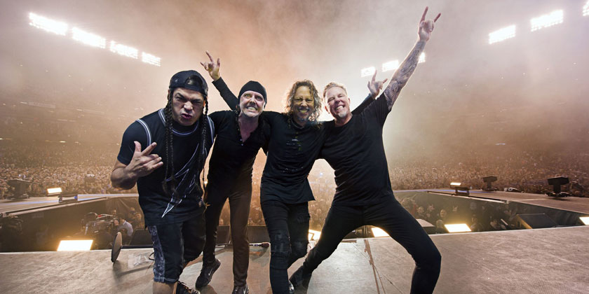 Here's the official statement on their website, Metallica wrote: