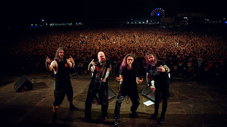 Slayer announce final dates of farewell tour with Ministry and Primus
