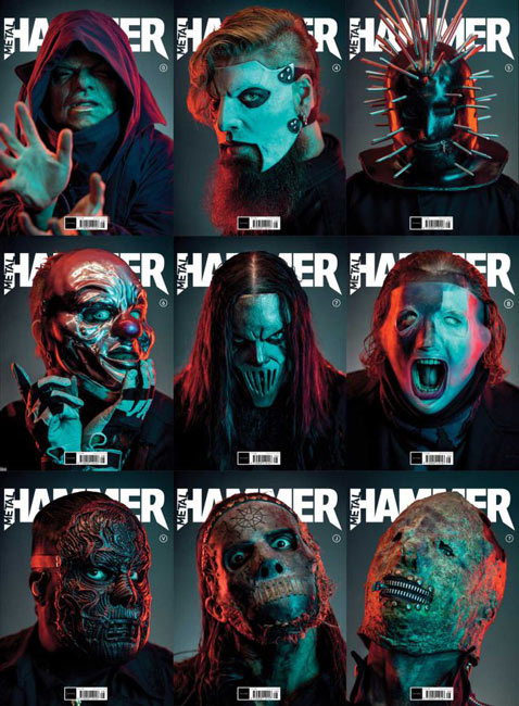 Corey Taylor: If I just couldn't do it anymore, I'd just stop