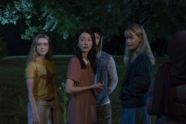 The Society season 2 synopsis, cast, and release date