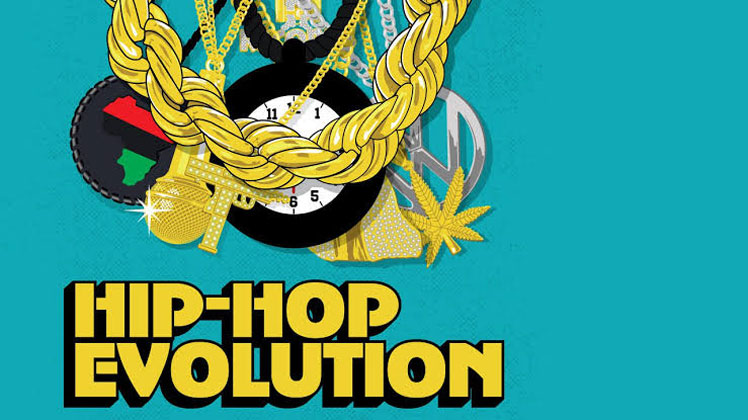 Hip-Hop Evolution synopsis, trailer, and more