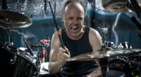 Metallica's Lars Ulrich made an interview about the band psychology