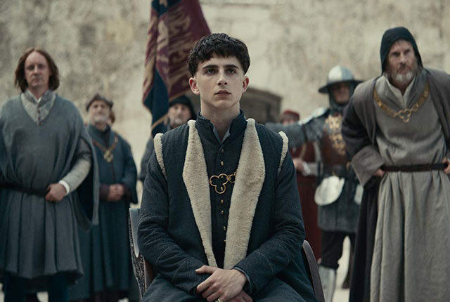 The King: Netflix release date, synopsis, cast, and trailer
