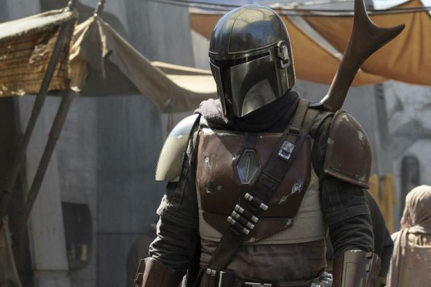 The Mandalorian trailer for the upcoming Star Wars series