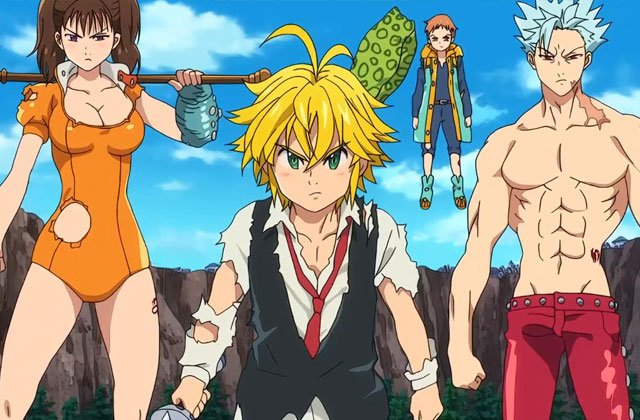 The Seven Deadly Sins Season 4 release date, synopsis and news