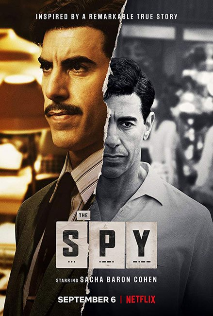 The Spy synopsis, cast, and release date