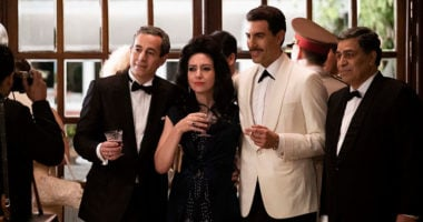 The Spy mini-series: Sacha Baron Cohen stars in this Netflix drama trailer