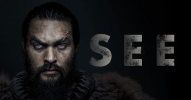 See trailer release for the Jason Momoa's Apple TV+ series