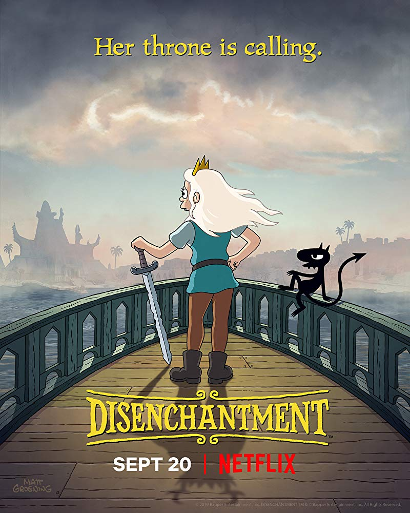 Disenchantment: Part 2 release date, synopsis, and cast