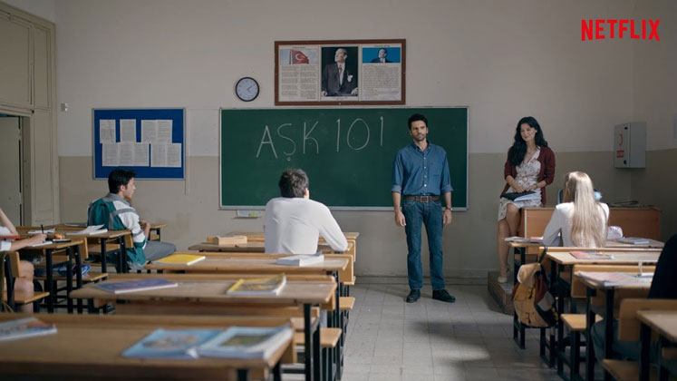 Netflix's new Turkish series Love 101 trailer, synopsis, and cast