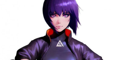 Netflix reveals the first trailer for Ghost in the Shell SAC_2045