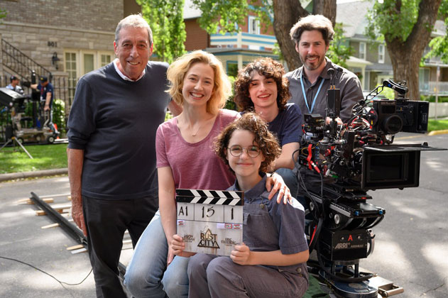 Ghostbusters 2020 is done filming and director shares a cast photo