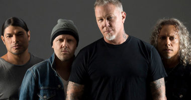 Metallica's countdown clock finally over and launch a new site