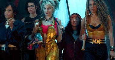 Birds of Prey trailer starring Margot Robbie as Harley Quinn