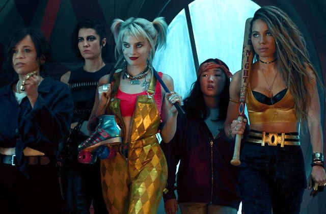 Birds of Prey trailer starring Margot Robbie as Harley Quinn