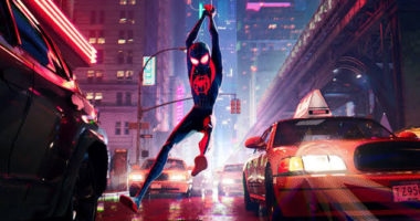 Spider-Man: Into the Spider-Verse sequel release date for 2022