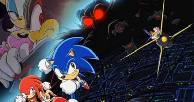 Sonic X coming to Netflix US on December 1st - Netflix December 2019