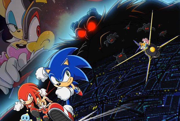 Sonic X coming to Netflix on December 1st