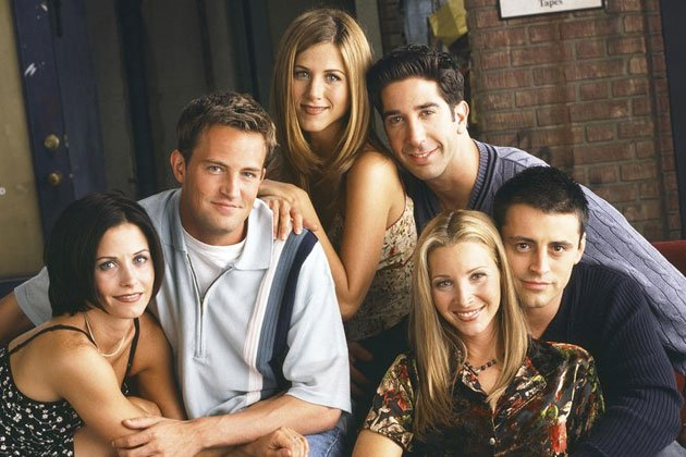 Friends leaving Netflix on January 1st, 2020
