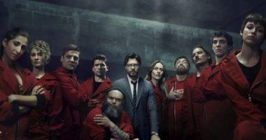 Money Heist season 4 release on Netflix in April 2020