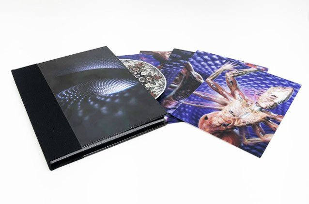 Tool release a book edition of Fear Inoculum album