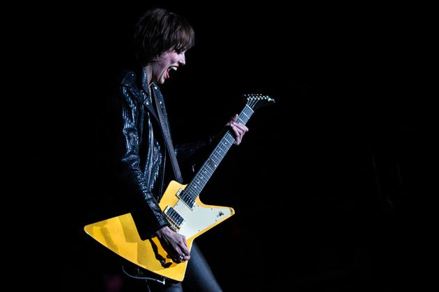 Lzzy Hale talks about Halestorm has 2 new EPs release soon