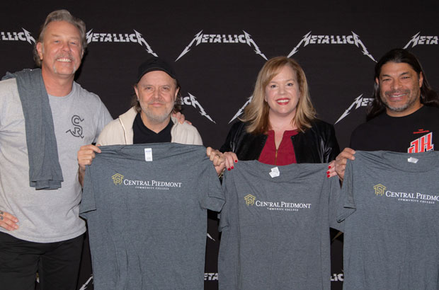 Metallica Scholars Initiative program coming for second year