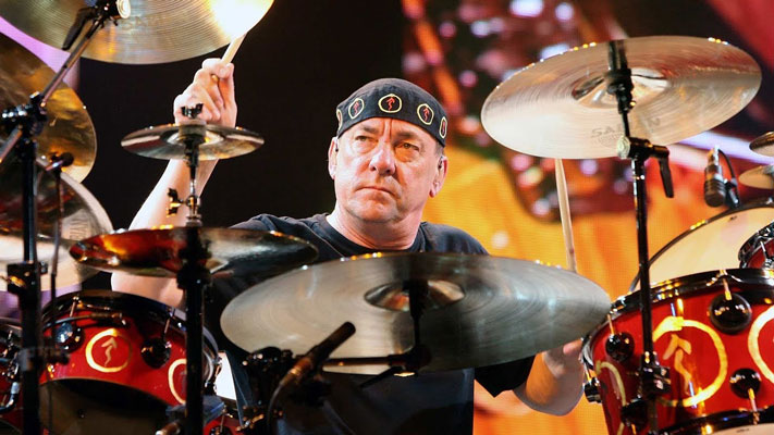 Rush drummer Neil Peart dead cause of brain cancer at age 67