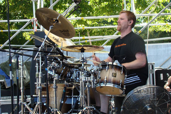 Former Death & Cynic band drummer Sean Reinert death at 48