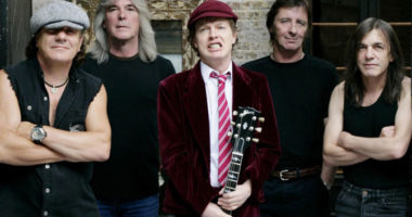 AC/DC band's new album will feature Malcolm Young