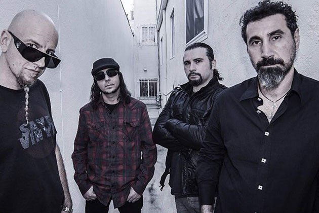 System of a Down, Faith No More, and Korn announce LA concert