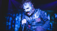 """Corey Taylor interview: """"I'm happy because I didn't quit from Slipknot"""""""