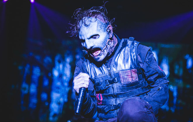"Corey Taylor interview: ""I'm happy because I didn't quit from Slipknot"""