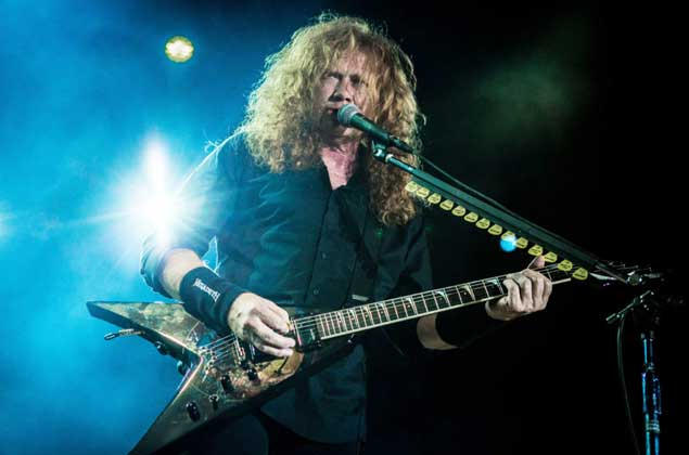 Megadeth and Lamb of God tour will not be on Mayhem Fest