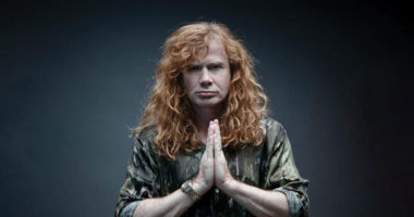 Dave Mustaine talks for why people don't know him