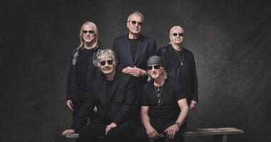 Deep Purple announce new album Whoosh! with 2020 European tour