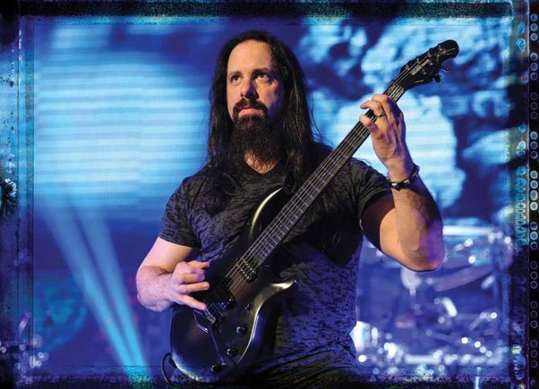John Petrucci from Dream Theater reveals funny welcome card