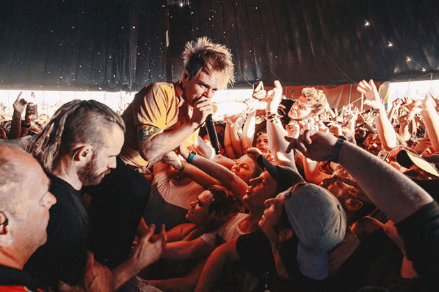 """Enter Shikari reveals """"Nothing Is True & Everything Is Possible"""" album"""