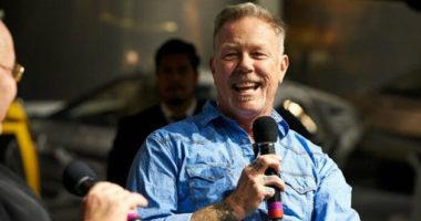 James Hetfield talks for Metallica's unexpected future plans