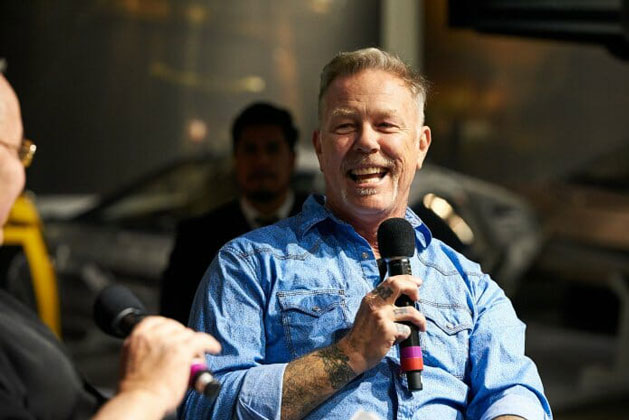 James Hetfield talks for Metallica's unexpected future plans