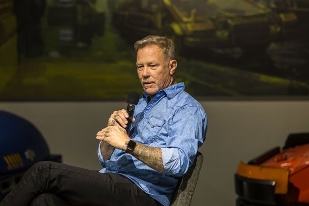 James Hetfield: What's next after Metallica 2020 tour
