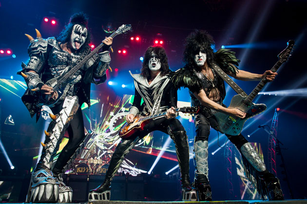 Kiss wants to release movie biopic in summer 2021