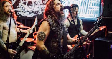 "Machine Head share Anti-Valentine's Day song ""Circle the Drain"""