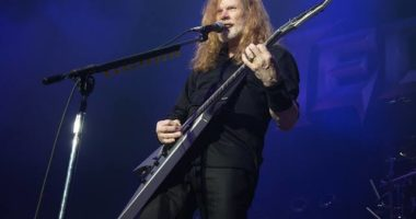 "Megadeth frontman Dave Mustaine talks: ""100% Cancer-Free"""
