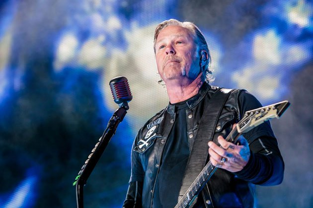 "Metallica's James Hetfield mandatory ""Sobriety Weekends"" cancelations"