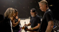 Metallica cancel some summer tour dates for James Hetfield
