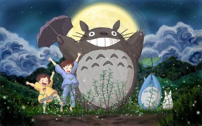 All Studio Ghibli films release to Netflix on February 1st