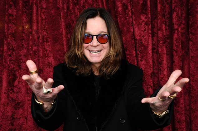 Ozzy Osbourne announces tattoo event of 'Ordinary Man' album