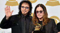 "Ozzy Osbourne talks about guitarist Tony Iommi ""Intimidates"" him"